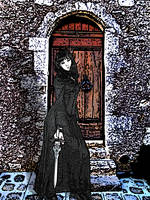 Death at the Door by VossBC