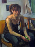 self-portrait'07
