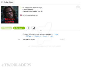 Chattin' with Ember