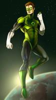 Green lantern color1.0