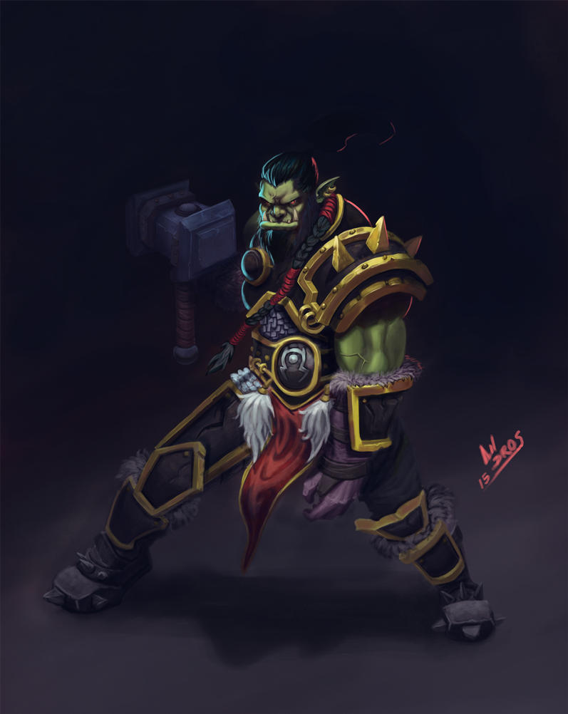 Thralldeviant by androsm