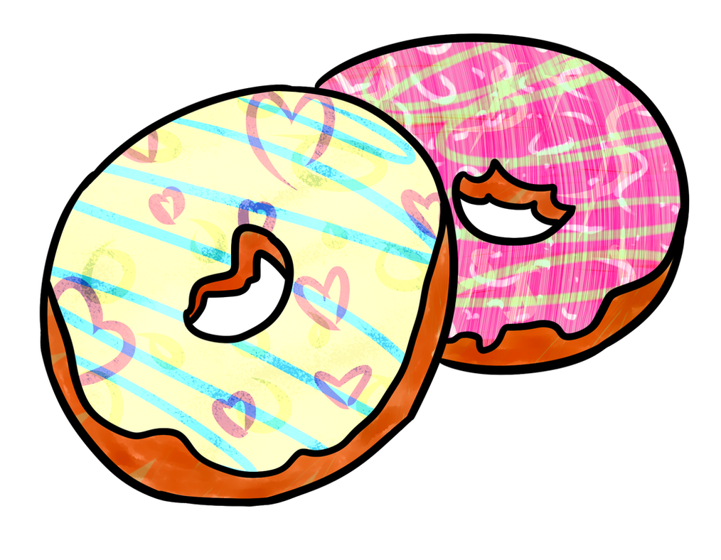 Pastal Donuts by Taka-Hardt