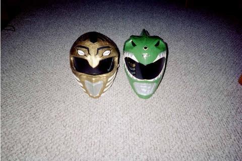 paper mache helmets by KaraZor-El