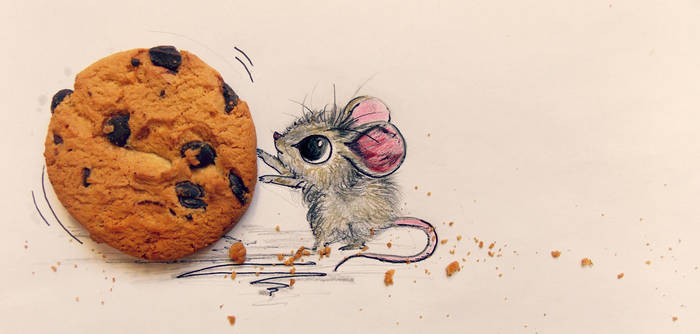 Cookie Mouse !