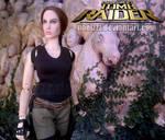 Lara Croft - Thailand Ruins by noelzzz
