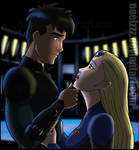 Voltron Force - Alone At Last