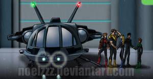 Voltron Force - Fan comic preview