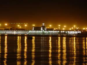 San Juan de Ulua noche