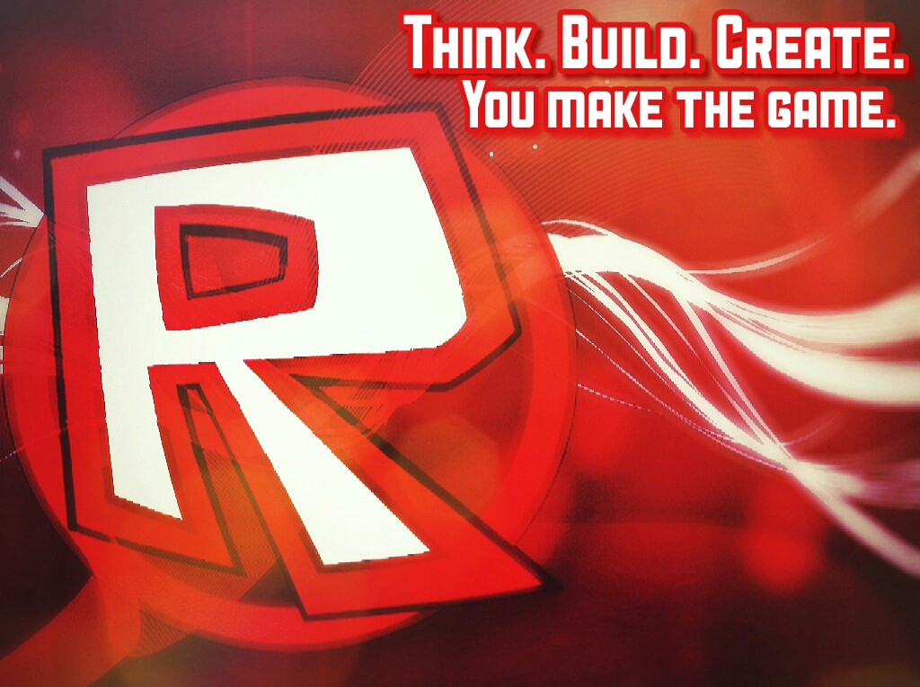 ROBLOX] 'R' logo and slogan  by Freasaloz on DeviantArt