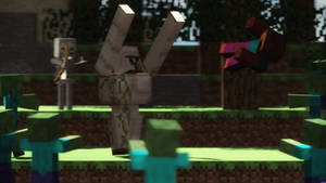 [SFM] Minecraft: Hell on Overworld