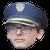 Content Cop Emoticon by Lone-Wolf-Trevor