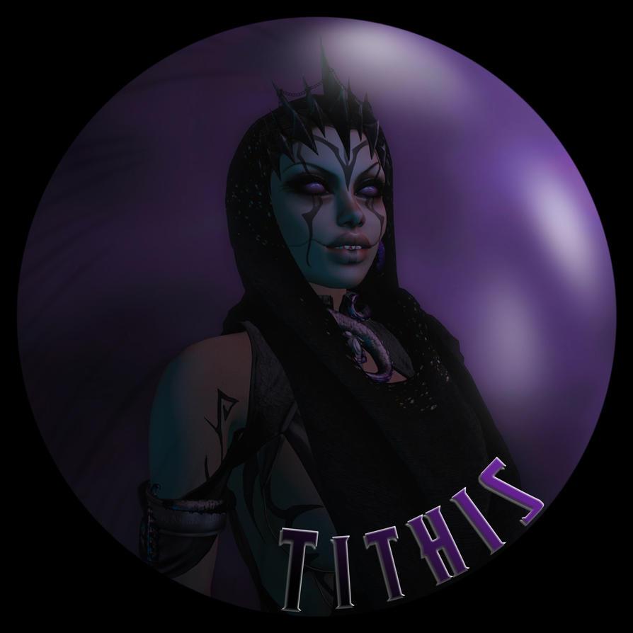 Tithis String aka Tethys Styx by TithisString