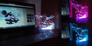 MLP Acrylight - Double Diamond