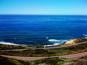 Pacific Ocean by brianfallen97
