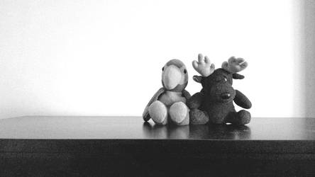 Old Friends by brianfallen97