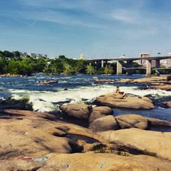 James River by brianfallen97