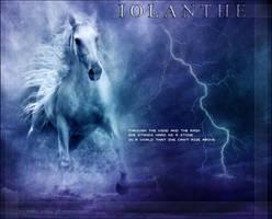 Iolanthe | Kormada RPG Character by CinderhawkCreative