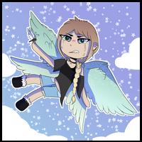 Fallen Angel (+Speedpaint)