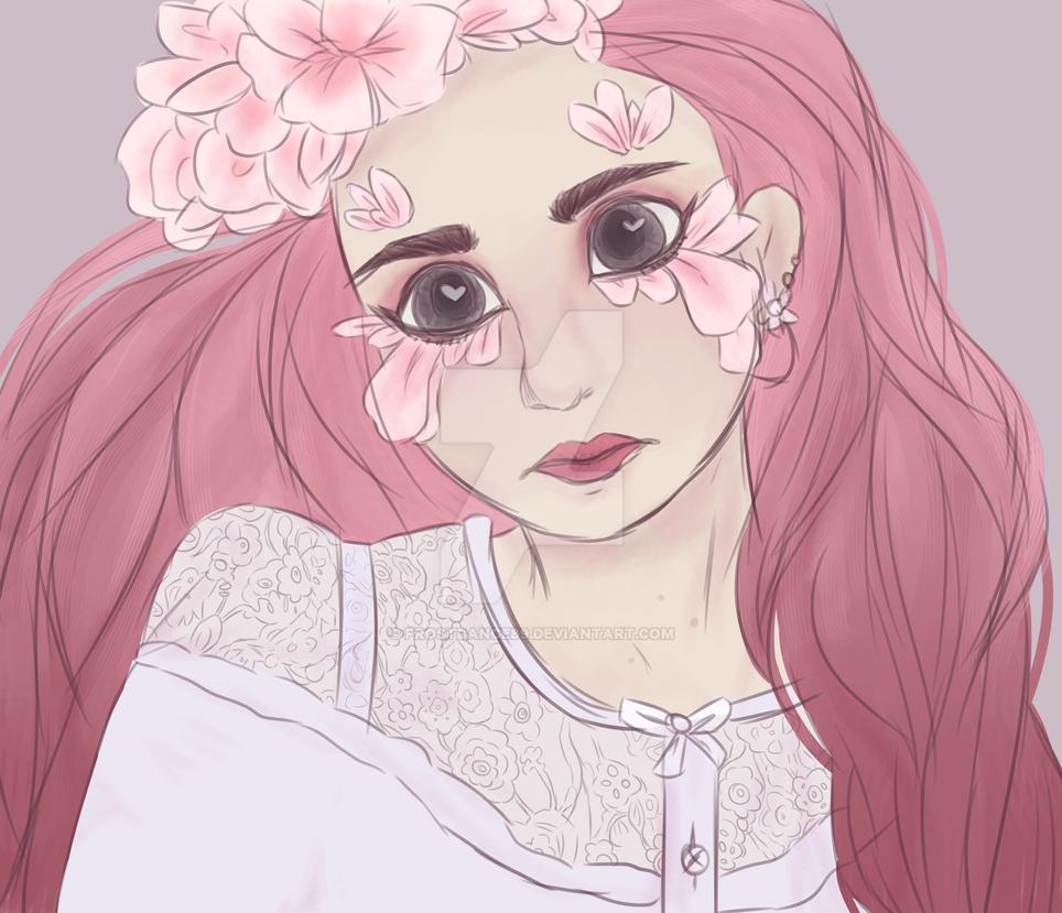 petals - portrait