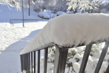 An Unusual Snow