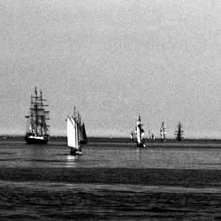 Leaving Halifax circa 1865 by ggillespie