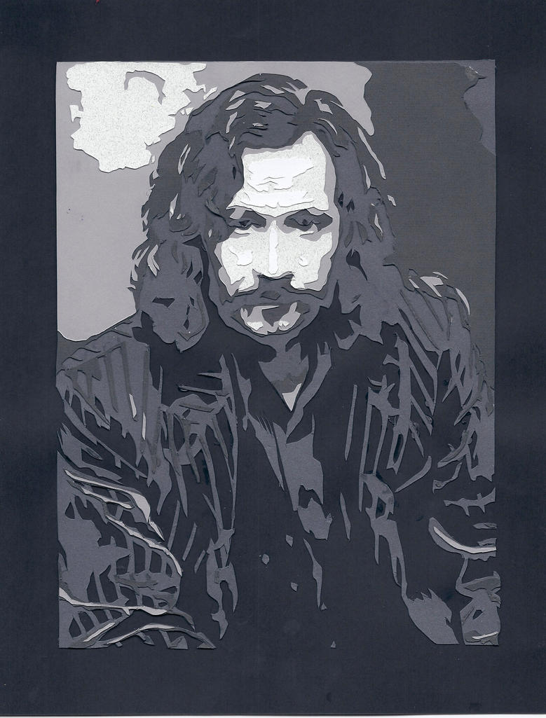 Sirius Black by wandering-pen