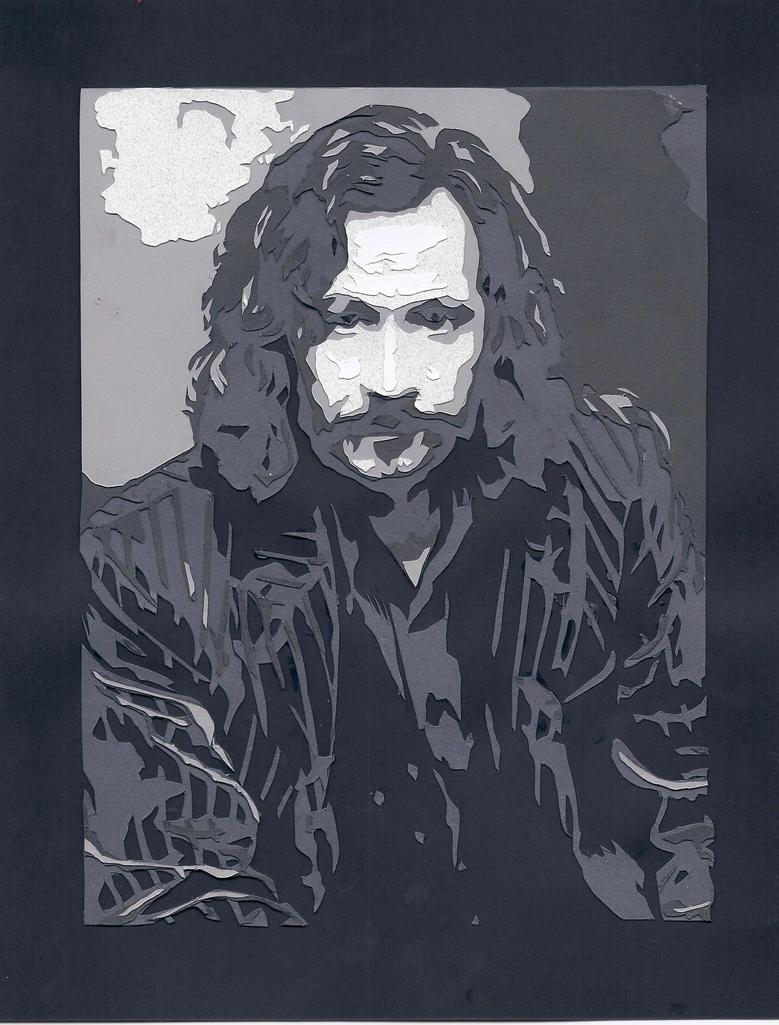 Sirius Black by wandering-pen