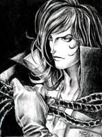 Richter Belmont by meowmistress