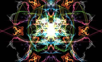Color Warrior by Gaaramiguel