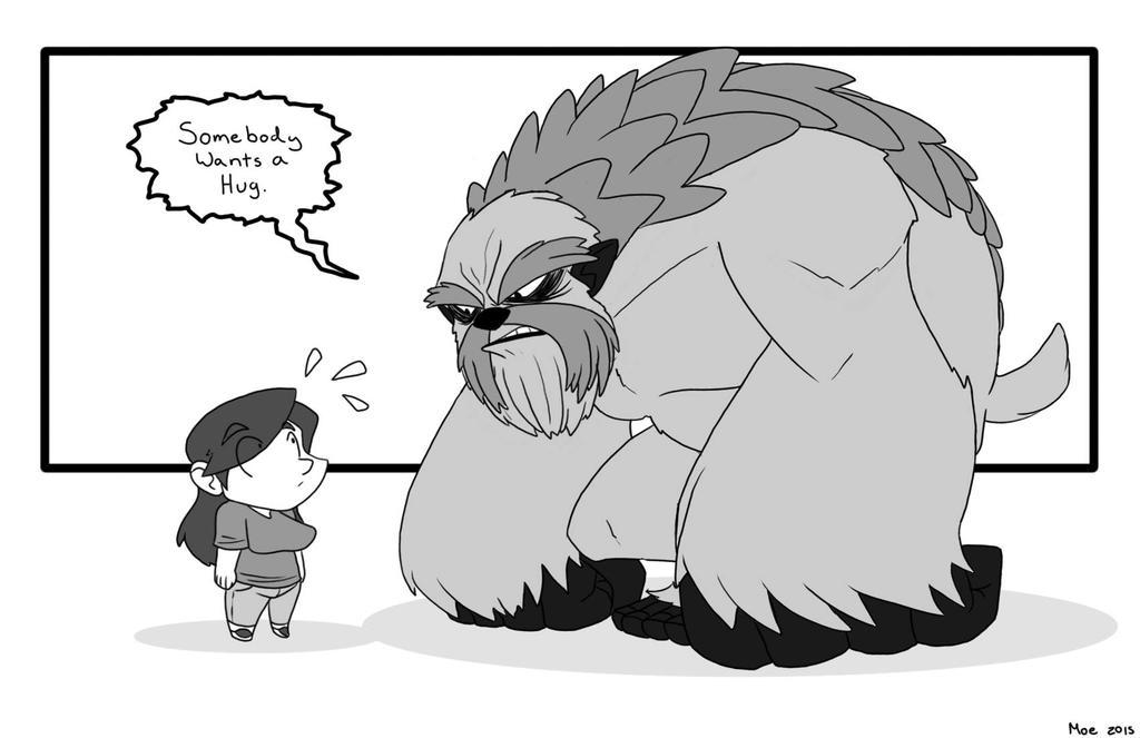 Yeti Hug
