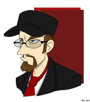 Nostalgia Critic by MoeAlmighty