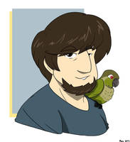 Jontron by MoeAlmighty