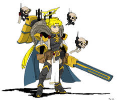 In The Name Of The God-Emperor, I Will Purge You