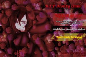 R.I.P. Monty Oum by Fennix-Cat