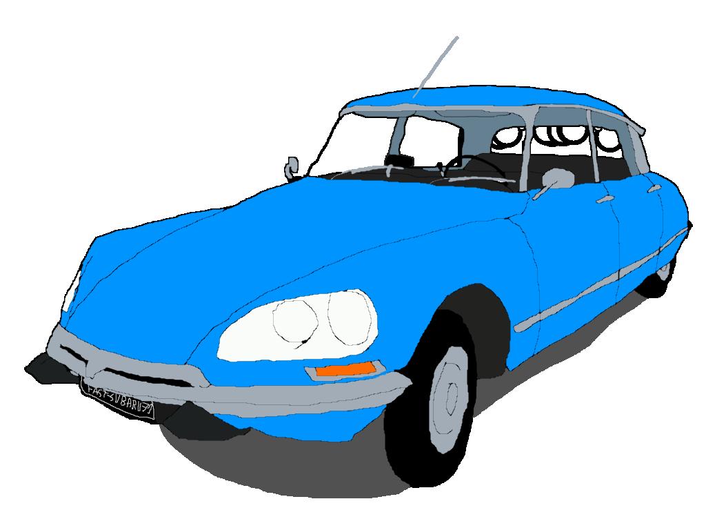 Voiture Cars Dessins  E A Amprimer Numero