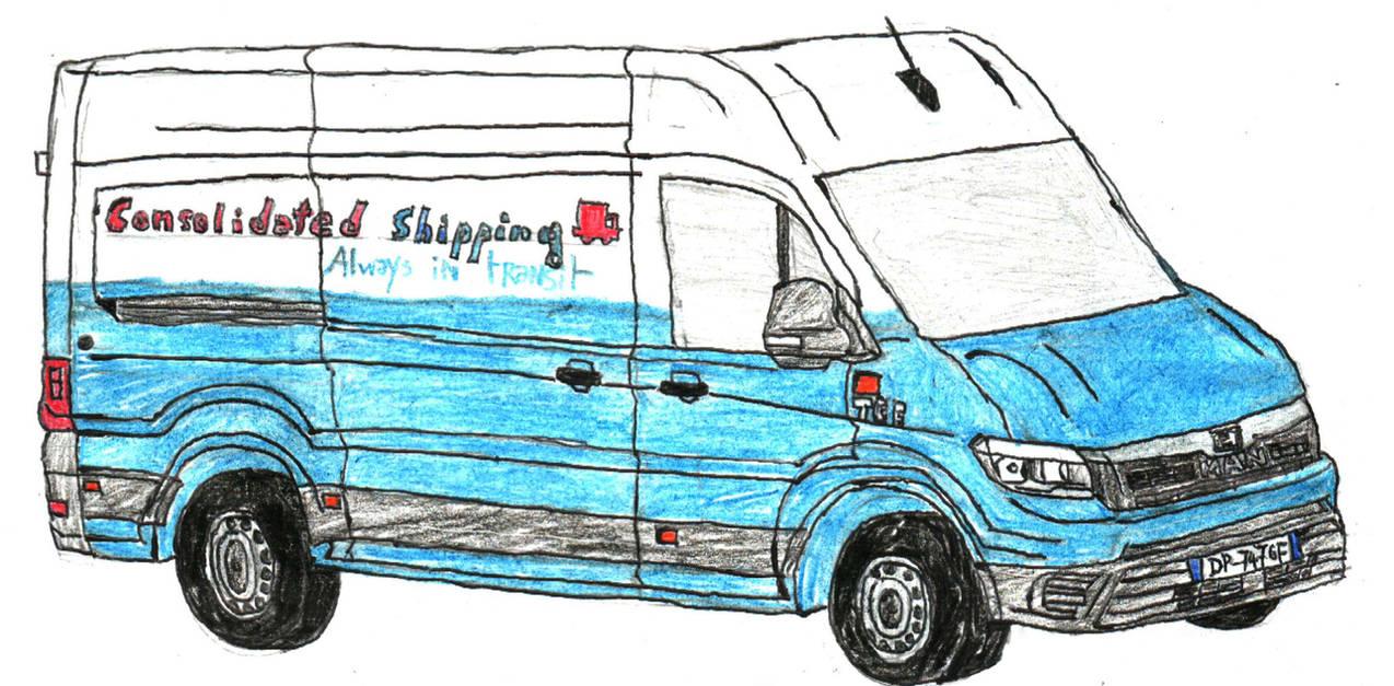 83eb1e527b MAN TGE Van by Fast-Subaru71 on DeviantArt