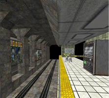Counter-strike subway map 2