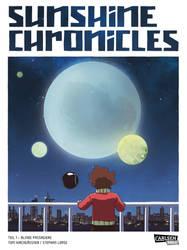 SUNSHINE CHRONICLES COVER #1 by EuropeanOsaka