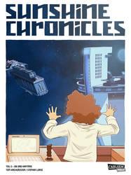SUNSHINE CHRONICLES COVER #2 by EuropeanOsaka