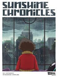 SUNSHINE CHRONICLES COVER #3 by EuropeanOsaka