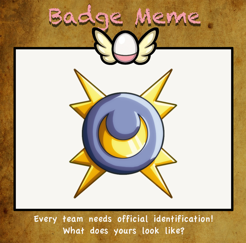 PMD-E Badge Meme - Electrokinetic by Khrysteen