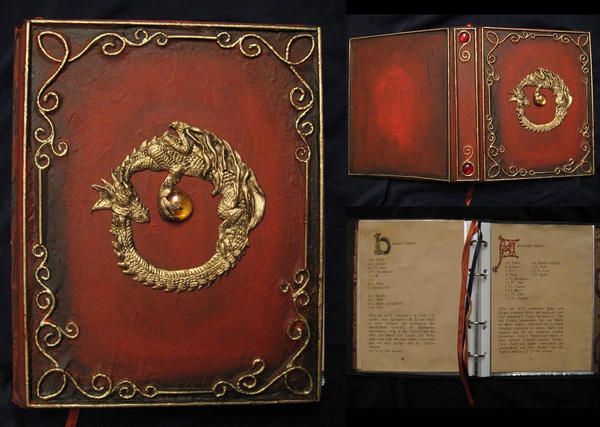 Cookbook by StellarReverie