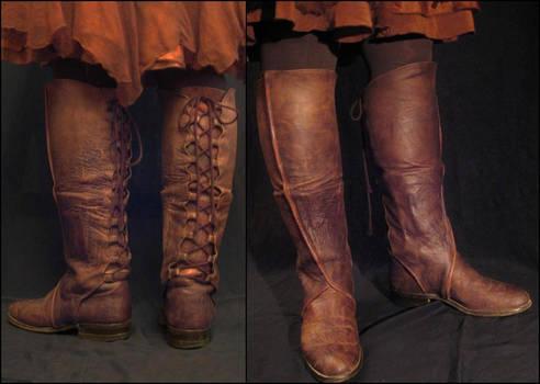 Arwen Boots