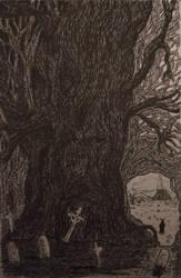 The Dark Tree by JPHBFolk
