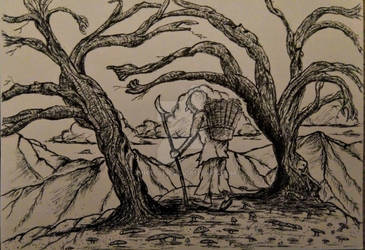 Hum Moors by JPHBFolk