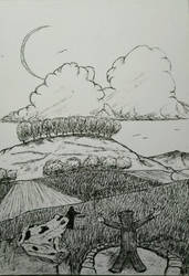 The Field by JPHBFolk