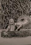 Eye in the Woods