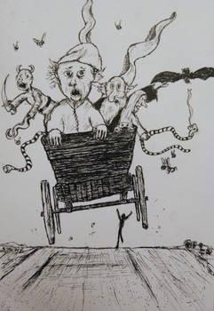 Fiends in a Cart