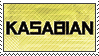 Kasabian Stamp by Kali-caracal