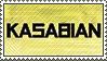 Kasabian Stamp by Kali-caracal
